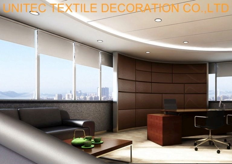 Commercial Blinds And Shades, Screen Shades, Office Blinds,