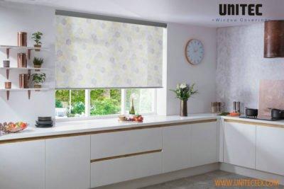 Screen Fabric Window Blinds Blackout Roller